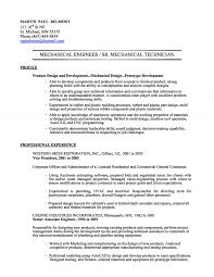 Resume Engineering Template Mechanical Engineer Resume Template 20 Field Service Process