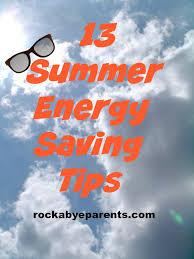 energy saving tips for summer summer energy saving tips