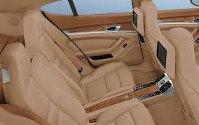 porsche panamera interior 2011 porsche panamera information and photos zombiedrive