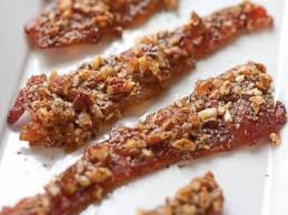 sugar and spice bacon sandra lee recipe abc news