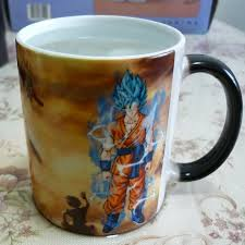Color Changing Mugs Heat Sensitive Color Changing Mugs Dbz Promotion Shop For
