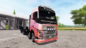 volvo trailer truck volvo fh 750 tow truck for farming simulator 2017
