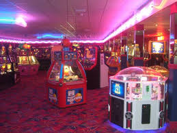 our recently refurbished arcade will keep the busy for hours