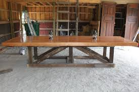 Rustic Dining Room Set Dining Room Tables Easy Reclaimed Wood Dining Table Dining Table