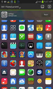 apk ios free ios 7 icon pack apk for android getjar