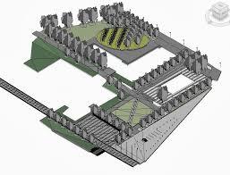 revit landscape urban design free landscape models autodesk