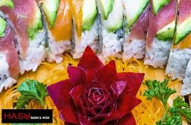 la cuisine au wok tuango 25 for a all you can eat gourmet menu of sushis and
