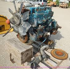 1991 international navistar dt466 7 6l l6 diesel engine it