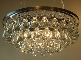 Robert Bling Chandelier Robert Bling Chandelier Flush Mount Home Ideas Collection