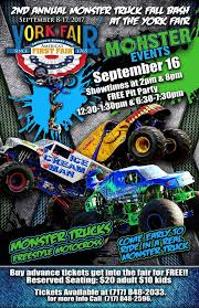 monster truck show in pa monster events home facebook
