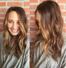 light brown highlights on dark hair 60 looks with caramel highlights on brown and dark brown hair