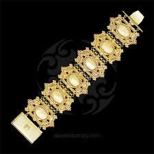 crystal link bracelet images Askew london spectacular lemon lavender turquoise bracelet jpg
