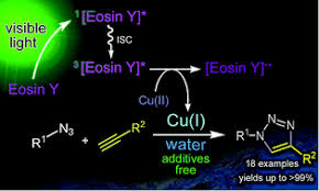 Visible Light Examples A Straightforward And Sustainable Synthesis Of 1 4 Disubstituted 1