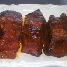 How To Cook Pork Country Style Ribs In The Oven - simple bbq ribs recipe allrecipes com