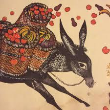 runaway donkey print art donkey pinterest donkeys and ps