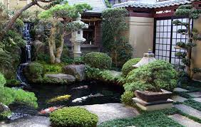 Small Asian Garden Ideas - Asian backyard designs