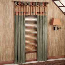 fusion tab top window treatments tab top curtains window and