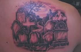 100 graveyard tattoos designs zombie graveyard by jelkins5