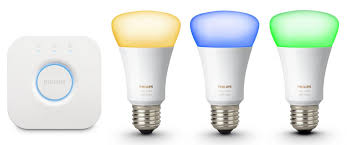 ifa philips u0027 hue motion detector turns on light bulbs when you