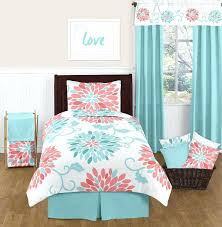 Coral And Teal Bedding Sets Coral Colored Quilts Co Nnect Me