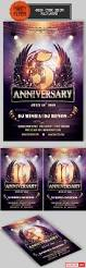anniversary event v7 flyer template all design template