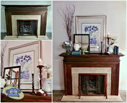 how to decorate a fireplace mantel the millionaire u0027s daughter