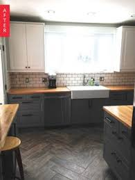 Two Tone Cabinets In Kitchen Get The Look Two Toned Kitchens Kitchens House And Kitchen Reno