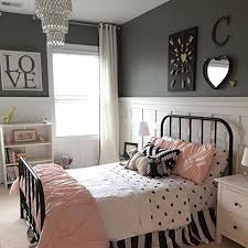 Enchanting 20 Black White And by 20 Pretty Girlsu0027 Bedroom Enchanting Bedroom Designs