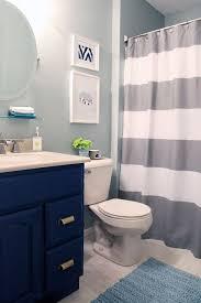 Navy And White Bathroom Ideas 25 Best Navy Blue Bathrooms Ideas On Pinterest Blue Vanity Stylish