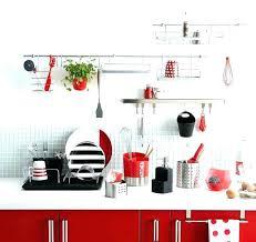 barre de rangement cuisine barre de credence pour cuisine 4 rangement cuisine avec barre barre