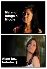Meme Nicole - live life random kim chiu and nicole meme lol