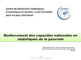 bureau des statistiques renforcement des capacités nationales en statistiques de la pauvreté