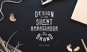 paul rand design quote by oddds eye on design