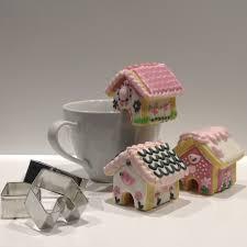 gingerbread house mini cookie cutter set cuttercraft