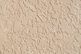 texture wall paint textured wall with an earthtone color paint stock photo picture