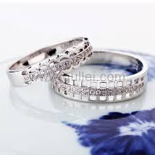 Cubic Zirconia Wedding Rings by Unique Designer Cubic Zirconia Engagement Rings Name Writings