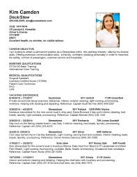 my objective in a resume super yacht resume before stew 3 page 1 jpg