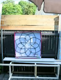 easy outdoor wall decor fearfully u0026 wonderfully made