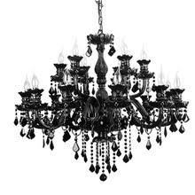 Black Chandelier Lamps Compare Prices On Contemporary Black Chandelier Online Shopping