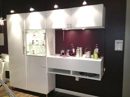 Contemporary Bar Cabinet with Wet Bar Cabinets Ikea With Fantastic Option For A Mod The Home