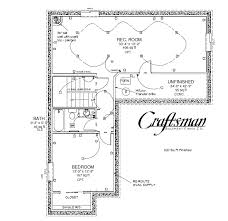 basement floor plan 3 craftsman basement finish colorado
