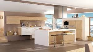 plan de cuisine avec ilot plan cuisine en l avec ilot lot central en manguier de chez