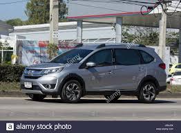 chiang mai thailand january 16 2017 private car honda brv city