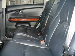 lexus rx330 leather seat atd detailed 2005 lexus rx330 interior detailing bliss powered