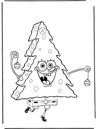 pages spongebob sponge bob