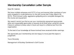 sample letter of cancellation of contract picture of letter to