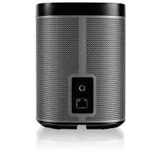 Modern Speaker Sonos Play 1 Black Wireless Speaker Play1us1blk Abt