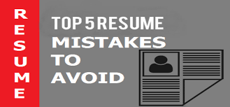 Resume Mistakes Blog Samscv Com
