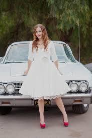 simple tea length wedding dresses with sleeves naf dresses