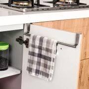 kitchen cabinet towel rail over the door towel racks